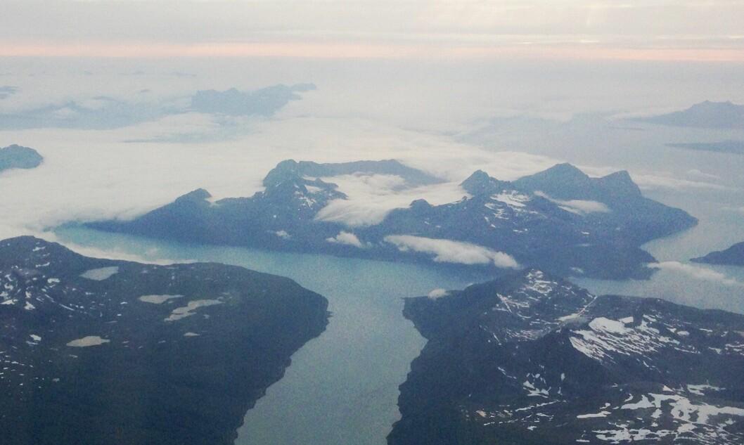 For å ferdes trygt, er det aller viktigste å lytte til lokalbefolkningen og deres kjennskap til naturen, skriver forfatteren. Her et landskap fra Troms.