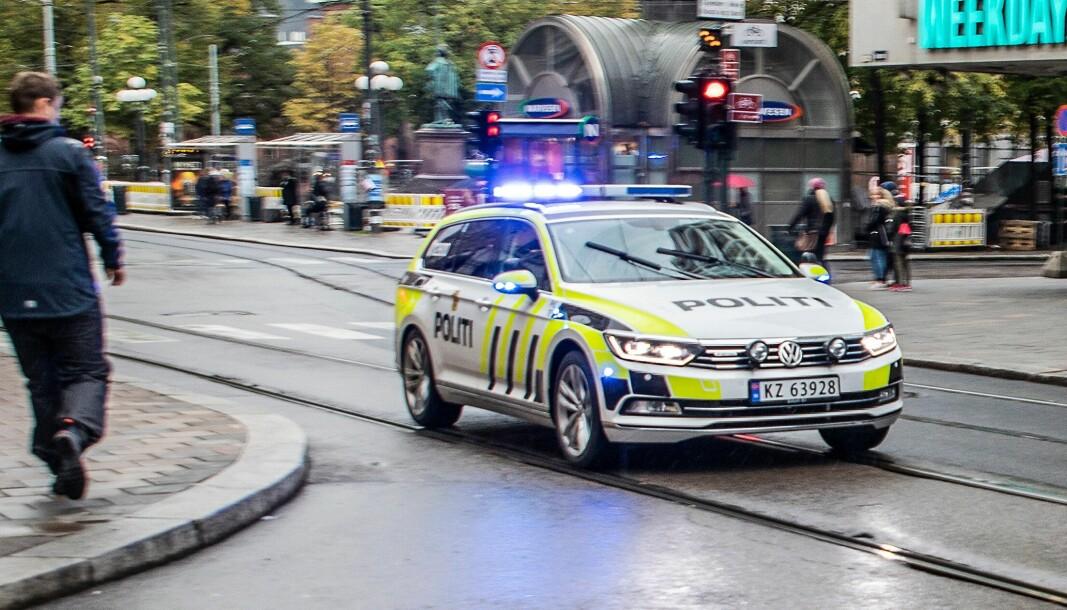 Det kan det synes som om politiet ofte svarer «ingen kommentar» når de ikke er helt sikker på hva de skal si, skriver artikkelforfatteren.