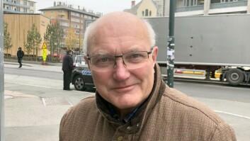 Øystein Blymke, tidligere ekspedisjonssjef i Justis- og beredskapsdepartementet.