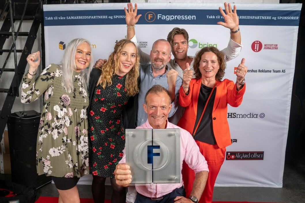 Politiforum mottok hovedprisen for Årets Fagblad, og fikk Fagpressens journalistpris for sakene om utlevering av politifolks personalmapper. Fagpressens forsidepris ble tildelt for aprilutgaven som var utformet som en personalmappe.