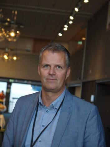 Lars Reiersen, leder av PF Politilederne.