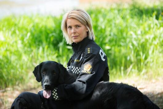 GODKJENT: Max ble formelt godkjent for å tas inn i politispesifikk trening, men eieren får ikke fortsette som hundefører.