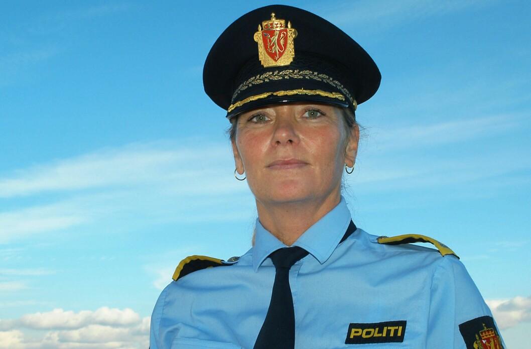 Beate Gangås (56) er ny politimester i Oslo.