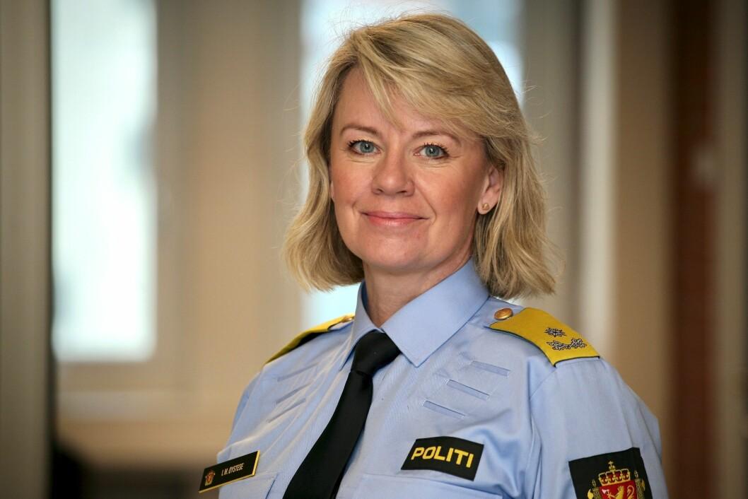 Ida Melbo Øystese går fra Vest til Øst.