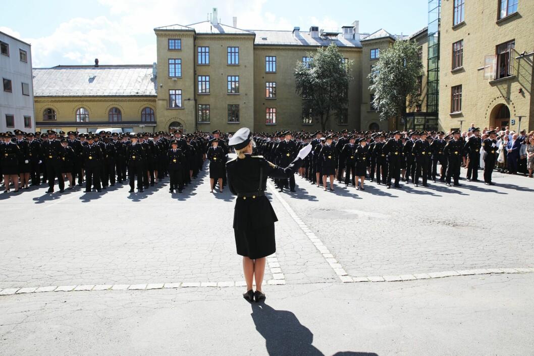 SAMMENSLÅING: Politihøgskolen kan bli slått sammen med Kriminalomsorgens høgskole og utdaningssenter. (Foto: Politiforum)