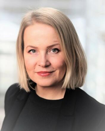 FORSKER: Eva Langvik ved NTNU leder forskningsprosjektet.