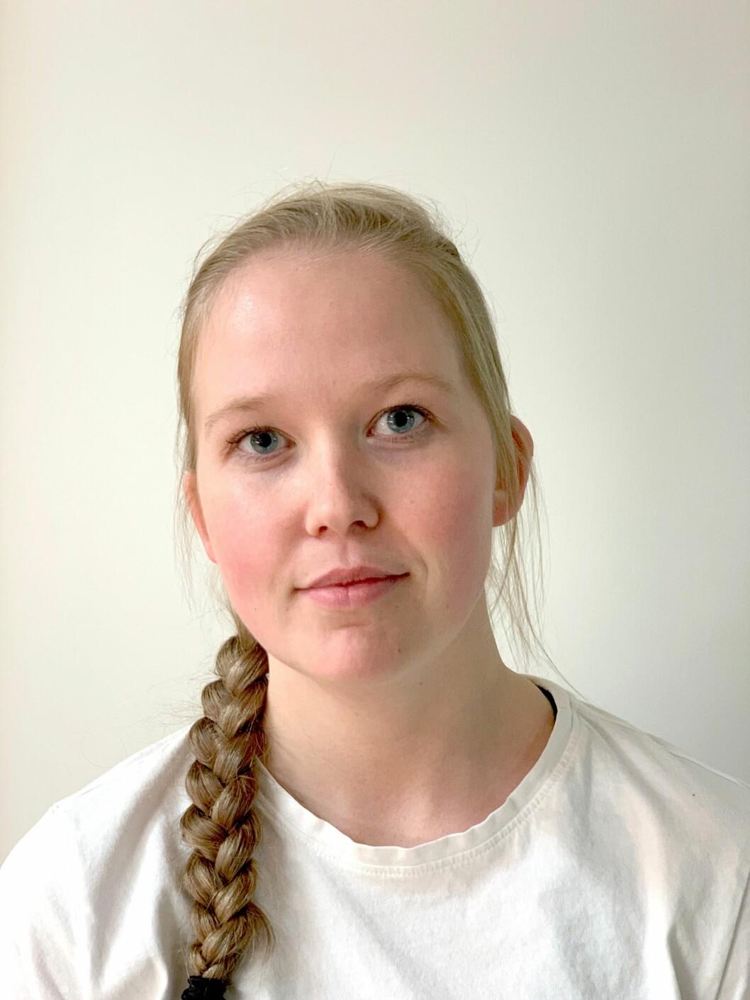 Anette Marie Kyllingmo, nestleder for PF Politistudentene.