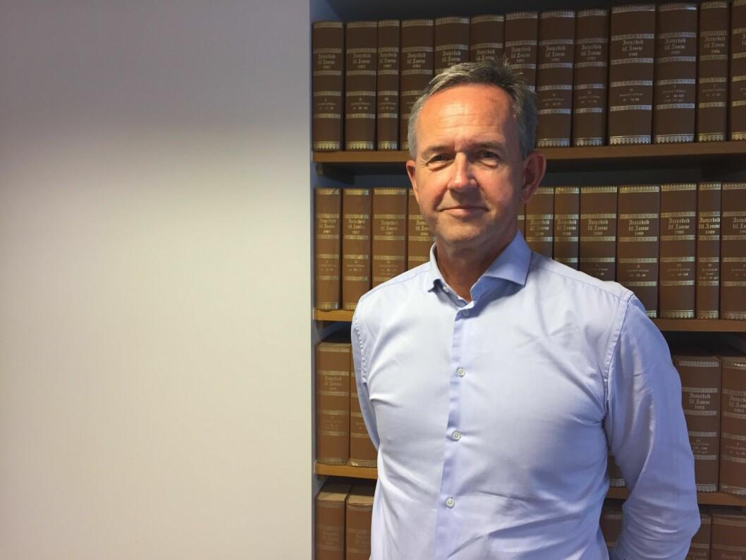 Advokat Lars E. Skotvedt.
