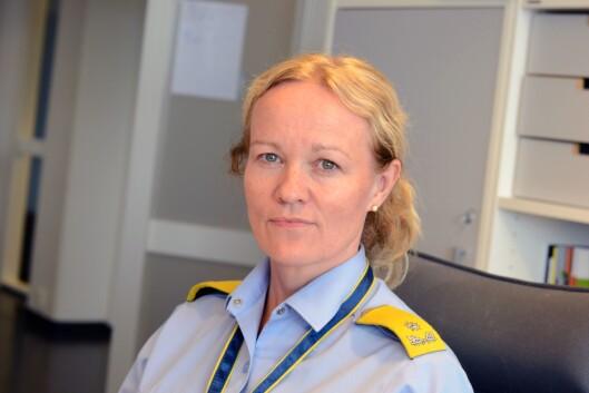 BRUDD PÅ RETNINGSLINJENE: Cecilie Lilaas-Skari, assisterende sjef i Politiets Utlendingsenhet.