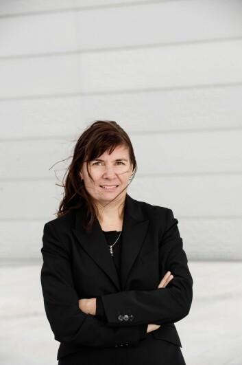 ØNSKER SPLEISELAG: Ellen Katrine Hætta, politimester i Finnmark.