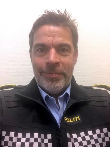 BEKREFTER: Politioverbetjent Jo Vhile, leder av politioperativ fagutvikling ved Oslo politidistrikt, sier at funksjonsfeil som skyldes feil på selve våpenet, skjer regelmessig.