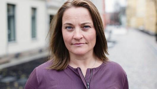 Unn Alma Skatvold, nestleder i Politieets Fellesforbund.