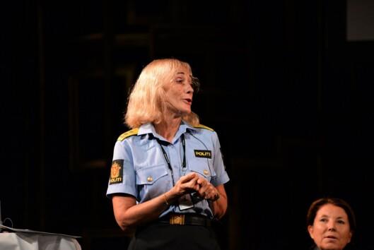Nina Skarpenes, rektor ved Politihøgskolen.