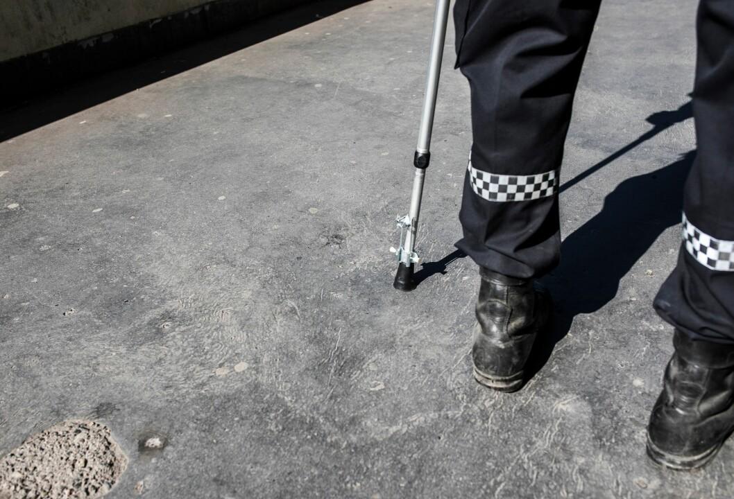 VENTER PÅ SVAR: Politiets Fellesforbund har lenge jobbet for en lovendring knyttet til yrkesskadeerstatning.