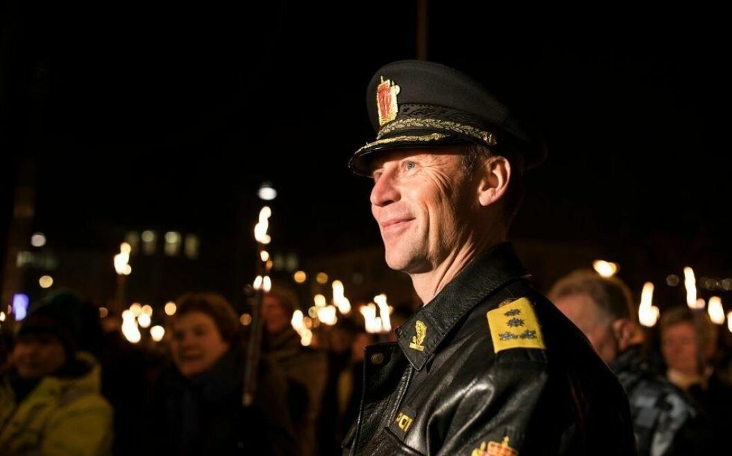 Jon Steven Hasseldal kommer ikke tilbake som politimester i Øst politidistrikt.