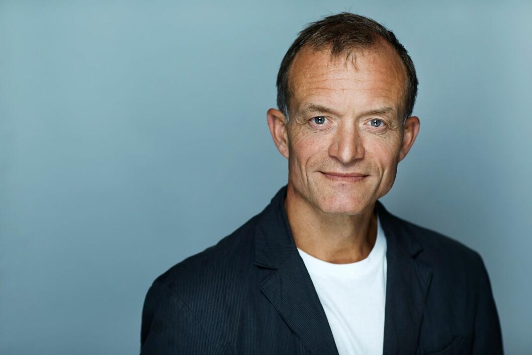 Ole Martin Mortvedt, nylig avgått redaktør i Politiforum.