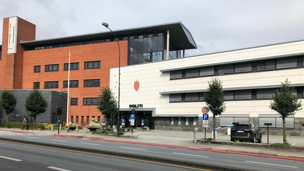 Sør-Vest politidistrikt styres fra politihuset i Stavanger.