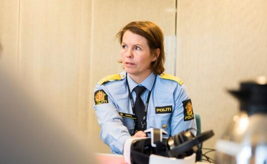 LEDER AV BLADSTYRET: Marit Fostervold, leder av Politiforums bladstyre, mener Inderhaug har faglig tyngde som er viktig i redaktørrollen.