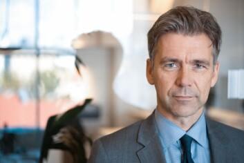 Morten Hojem Ervik, PU-sjef i permisjon