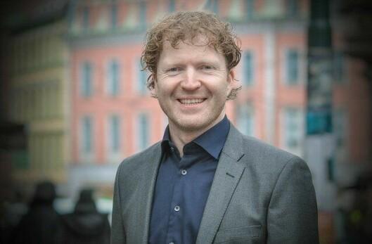 Sigbjørn Gjelsvik, stortingsrepresentant for Senterpartiet.