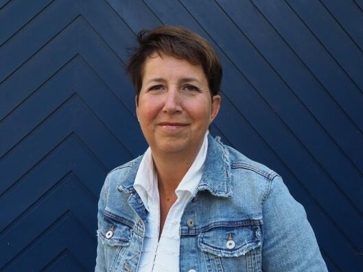 Anne-Margrete Bollmann, tidligere distriktssjef i Sivilforsvaret.