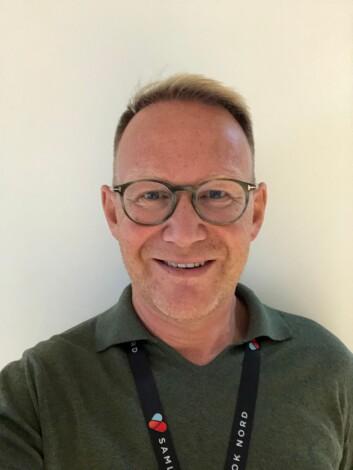 John Helge Flage Prosjektleder Samlok Nord, Nordland politidistrikt.