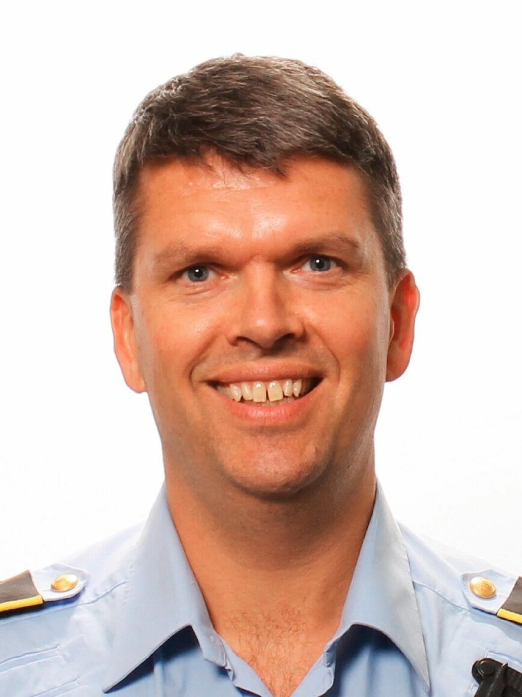 Ståle Knudsen, politifaglærer ved Politihøgskolen.