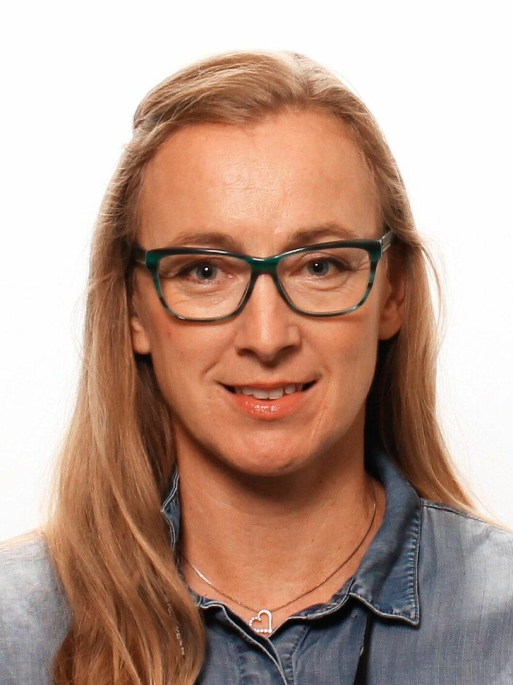 Kristin Stenshol, psykologifaglærer ved Politihøgskolen.
