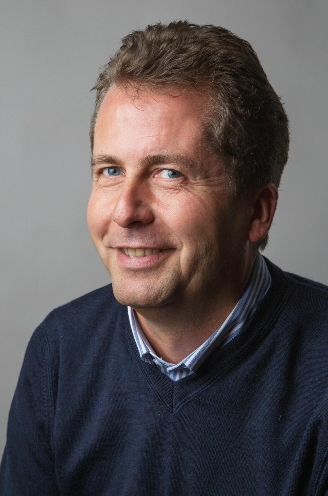 Frode Aarum, seksjonssjef arbeisrett i POD.