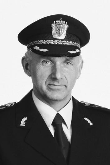 MISTET LIVET: Politimannen Arne Sigve Klungland ble skutt og drept under NOKAS-ranet i 2004.