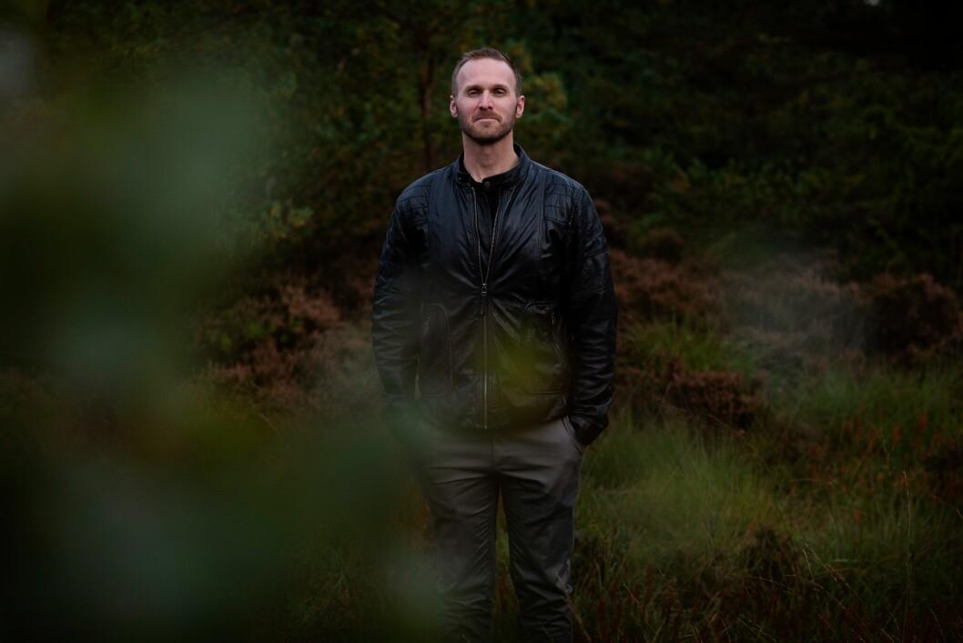 STORSINN: Kjetil Klungland valgte å tilgi mannen som skjøt og drepte faren hans. Det var en beslutning han tenkte og reflekterte mye over. – Kunne jeg tilgi han som drepte pappa? Ville jeg da si at det var «greit»? Ville jeg da si at jeg hadde glemt det som hadde skjedd?