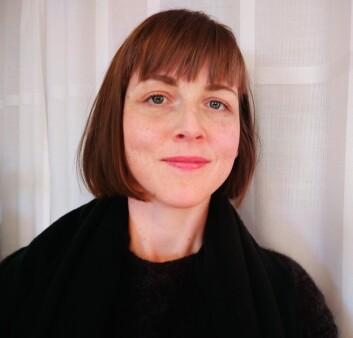 Annette Vestby, stipendiat ved Politihøgskolen og Universitetet i Oslo.
