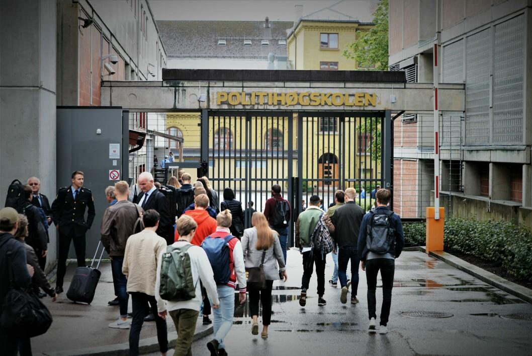 Politihøgskolen har besluttet å avlyse nordisk master i politiledelse.