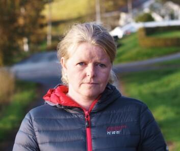 10-åringens mor, Guro Wardberg, synes det er svakt at politimesteren ikke begjærer hunden avlivet, slik praksis er når hunder uprovosert angriper barn.