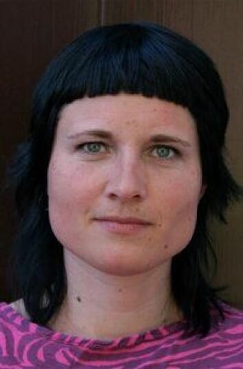 Mariann Leirvik, forsker ved NIBR og Oslo Met.