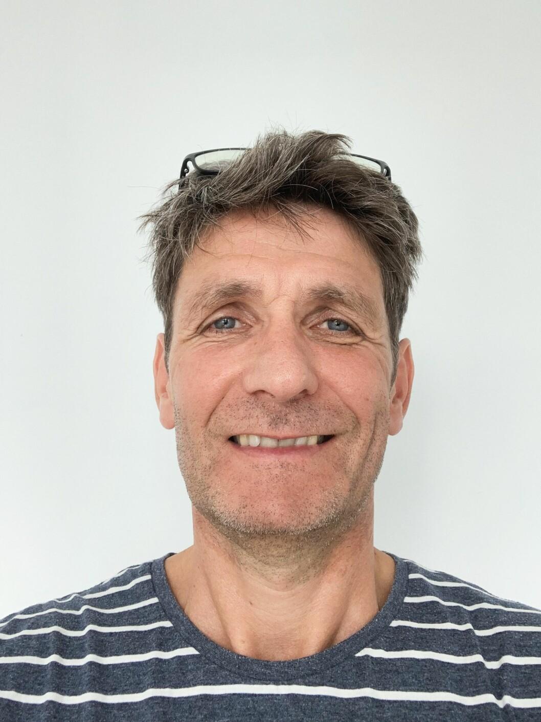 Ole Thomas Bjerknes, etterforskningslærer i permisjon, Politihøgskolen.