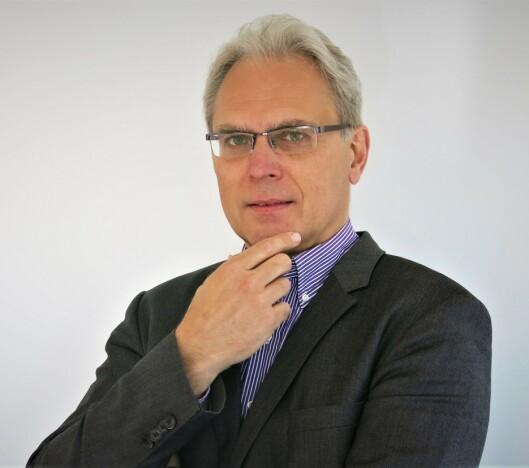 Alexander Dey, namsfogd i Oslo.