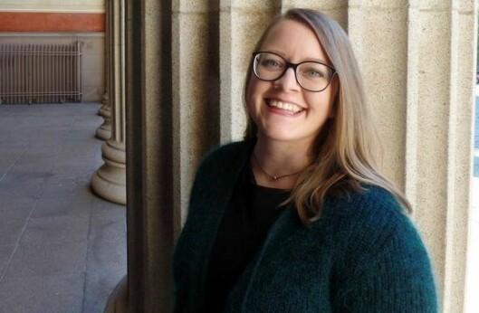 Forsker Jenny Maria Lundgaard ved Politihøgskolen.
