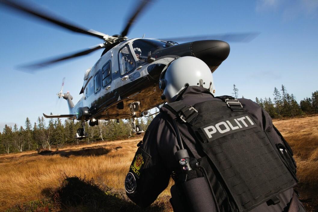 BEDRE RUSTET: I år har politiet har fått tre splitter nye og topp moderne helikoptre. Freddy Rotseth, seksjonsleder for helikoptertjenesten, mener Politi-Norge er vesentlig bedre rustet i dag enn man var som et samlet politikorps 22. juli 2011.