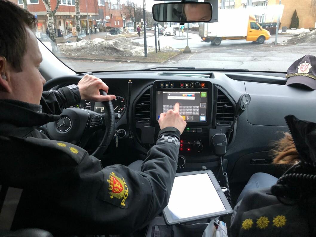 NATURLIG Å VURDERE: Justisdepartementet sier det ikke er gitt noen bestilling om en utredning av trafikksikkerhetsarbeidet «per nå», men skriver at  det er «naturlig for departementet å vurdere en gjennomgang».