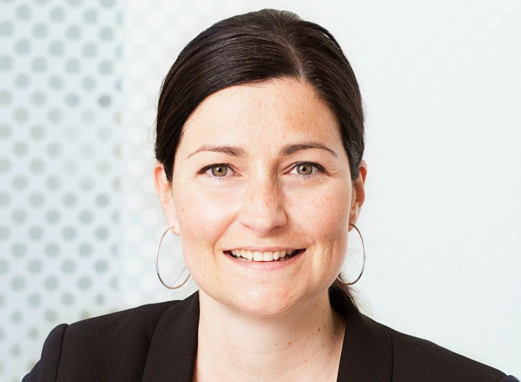 Åste Dahle Sundet er ny kommunikasjonssjef i Kripos.