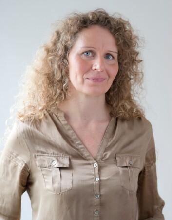 Hanne Cecilie Widnes, sosiolog og generalsekretær i IOGT i Norge.
