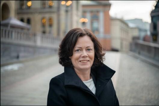 Solveig Horne, justispolitisk talsperson for Frp.