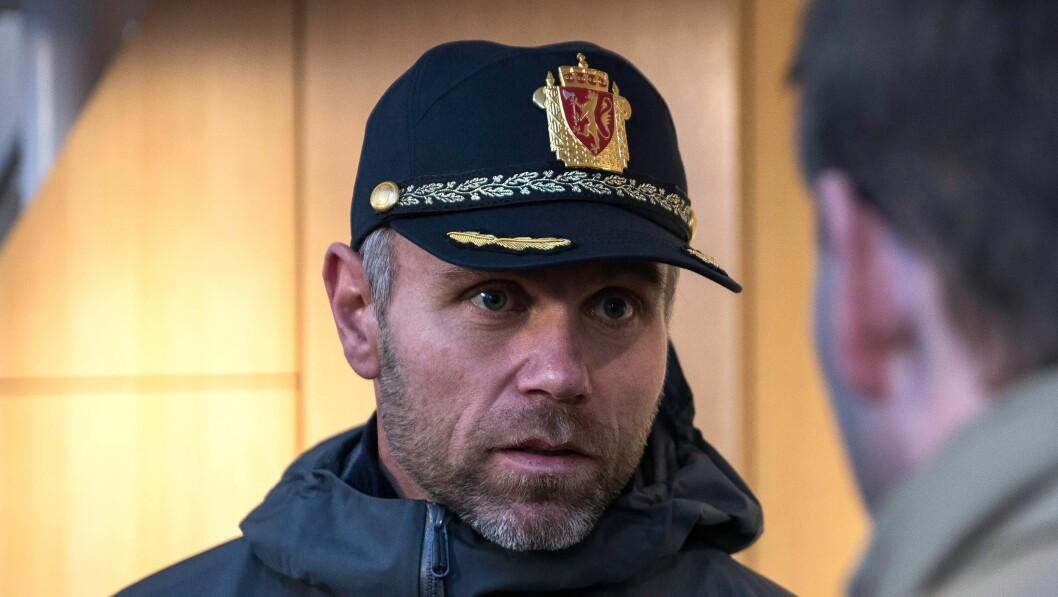 Helge Mehus slutter i Beredskapstroppen etter nesten 25 år, hvorav de seks siste som leder.