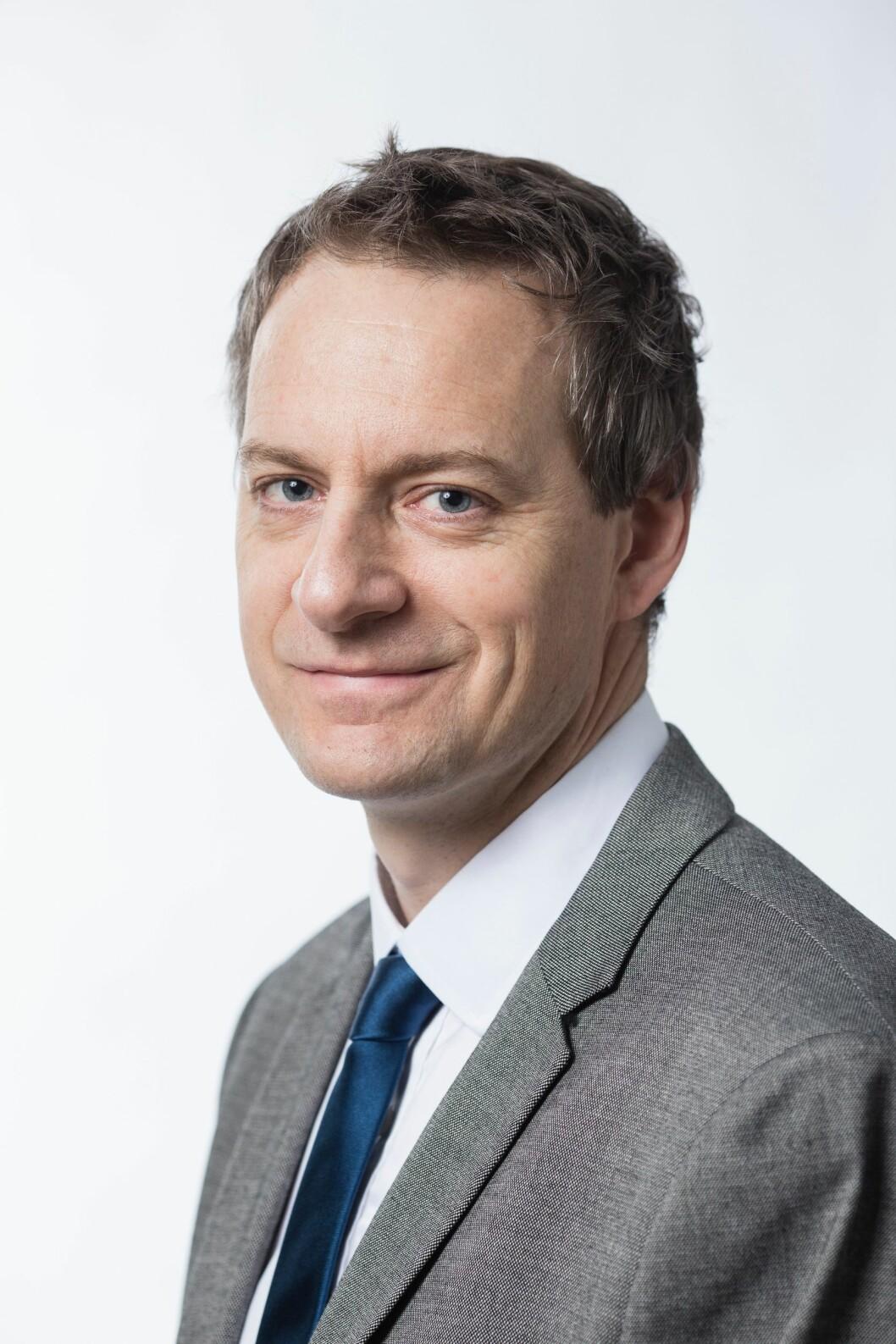 Seniorforsker Karsten Friis, leder for forskningsgruppen for sikkerhet og forsvar i NUPI.