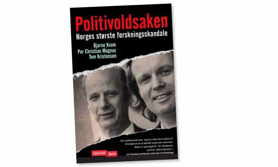 Boka om politivoldsaken i Bergen er det drøyeste artikkelforfatteren har lest.