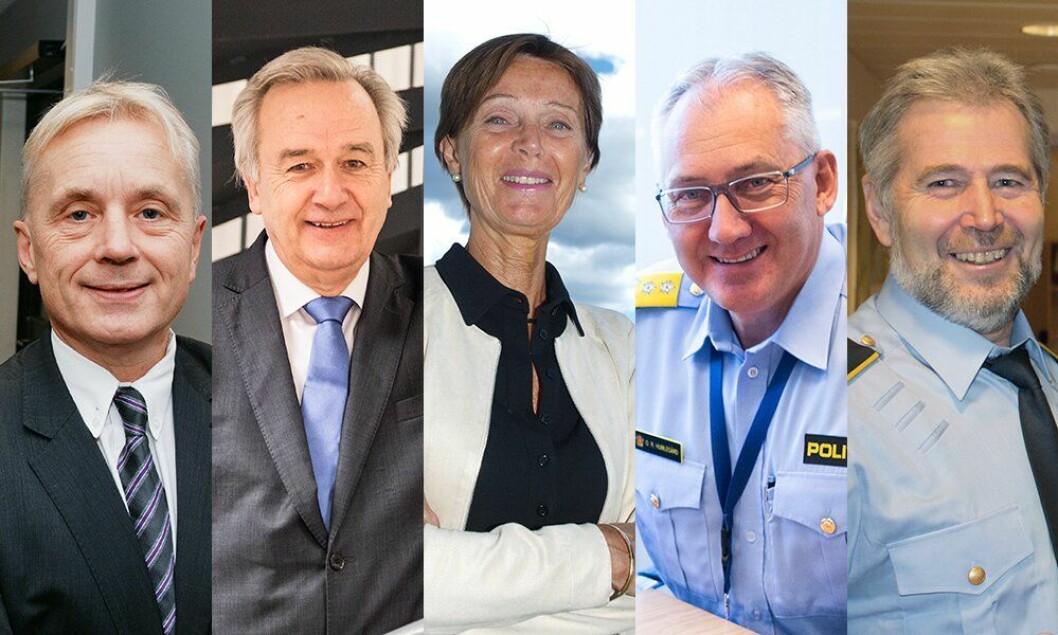 Knut Storberget, Tor-Aksel Busch, Ingelin Killengreen, Odd Reidar Humlegård og Arne Johannessen har alle blitt intervjuet av Ole Martin Mortvedt.