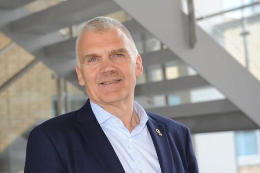 Sigurd Heier, leder ved Direktoratet for samfunssikkerhet og beredskap