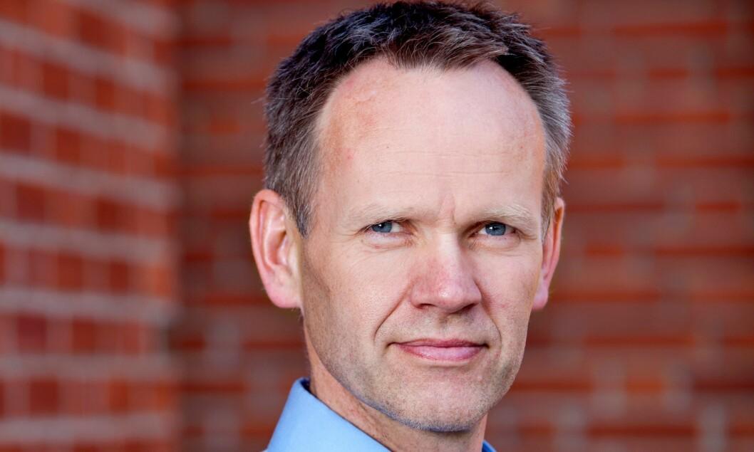 Assisterende politidirektør Håkon Skulstad. Foto: Nyebilder.no