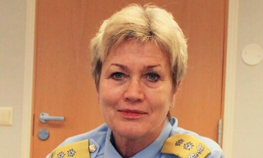 TYST: Politimester Kirsten Lindeberg ønsker ikke å kommentere saken.